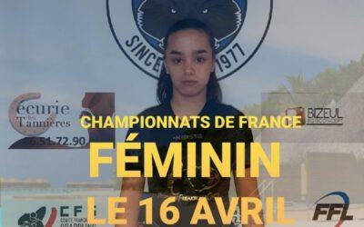 Championnats de France Feminins